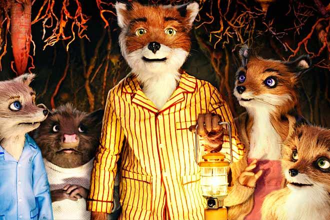 Den fantastiska räven. Foto: 20th Century Fox