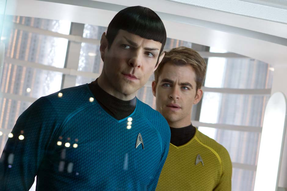Star Trek: Into Darkness 3D. Foto: