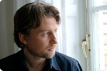 Mikael Håfström gör gärna film i Sverige igen – bara det kommer ett bra manuskript. Foto: Esbjörn Guwallius.