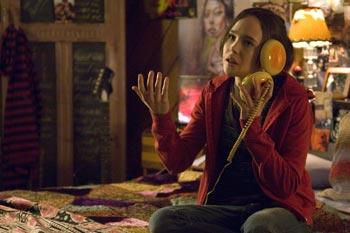 Ellen Page är nominerad för bästa kvinnliga huvudroll för sin prestation i Juno. 20th Century Fox
