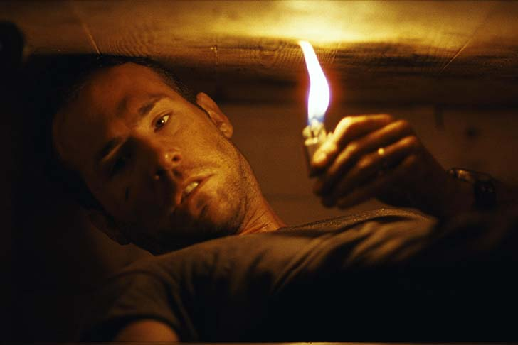 Ryan Reynolds i Buried. Foto: Scanbox