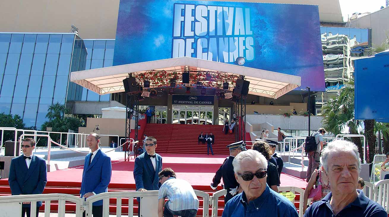 Palais des Festivals i Cannes. Foto: Film.nu