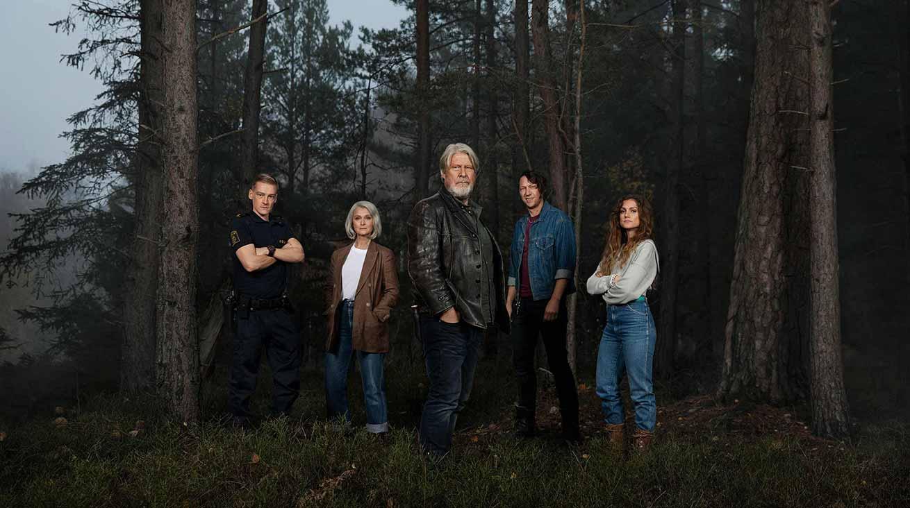 TV-serien Jägarna, säsong 2. Foto: Sophie Odelberg/TV4/C More